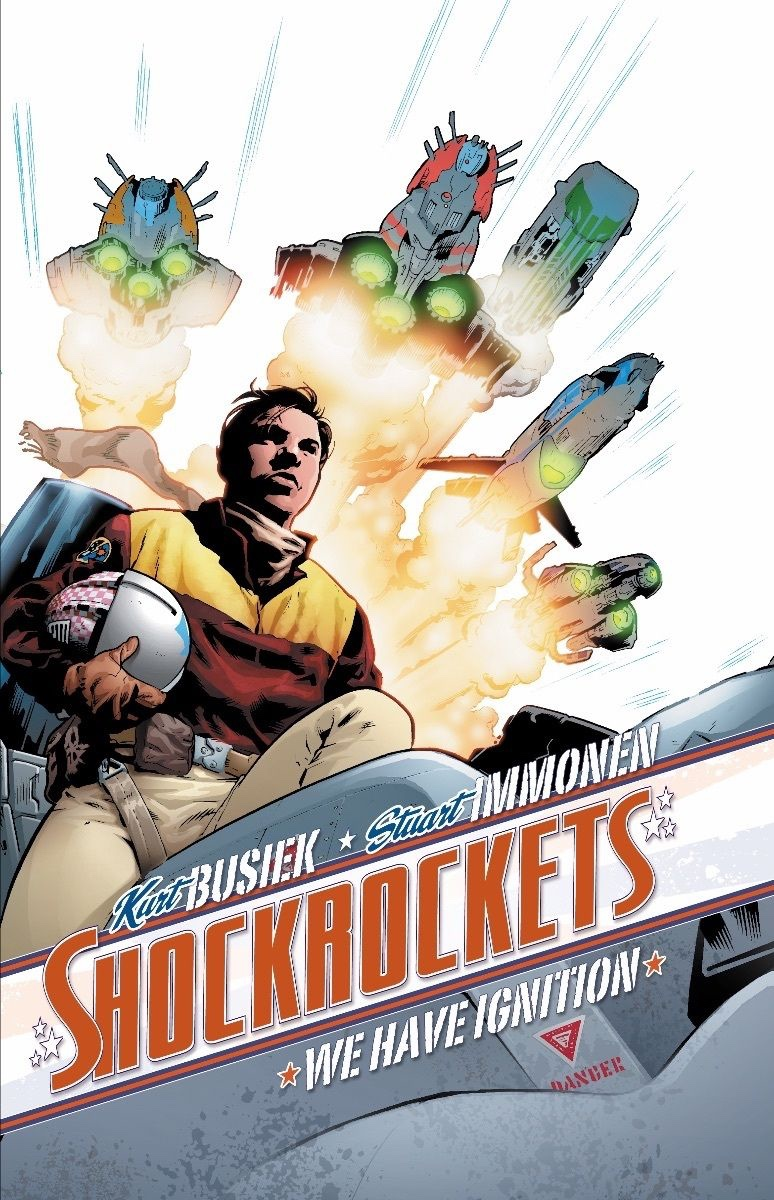 , IMAGE TO RELEASE KURT BUSIEK BACKLIST CATALOG OF BESTSELLERS DIGITALLY THIS AUGUST, The Indie Comix Dispatch